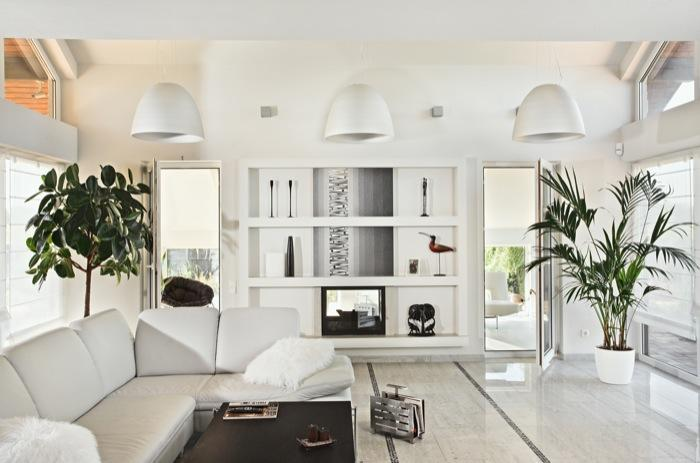 белая мебель на заказ фото