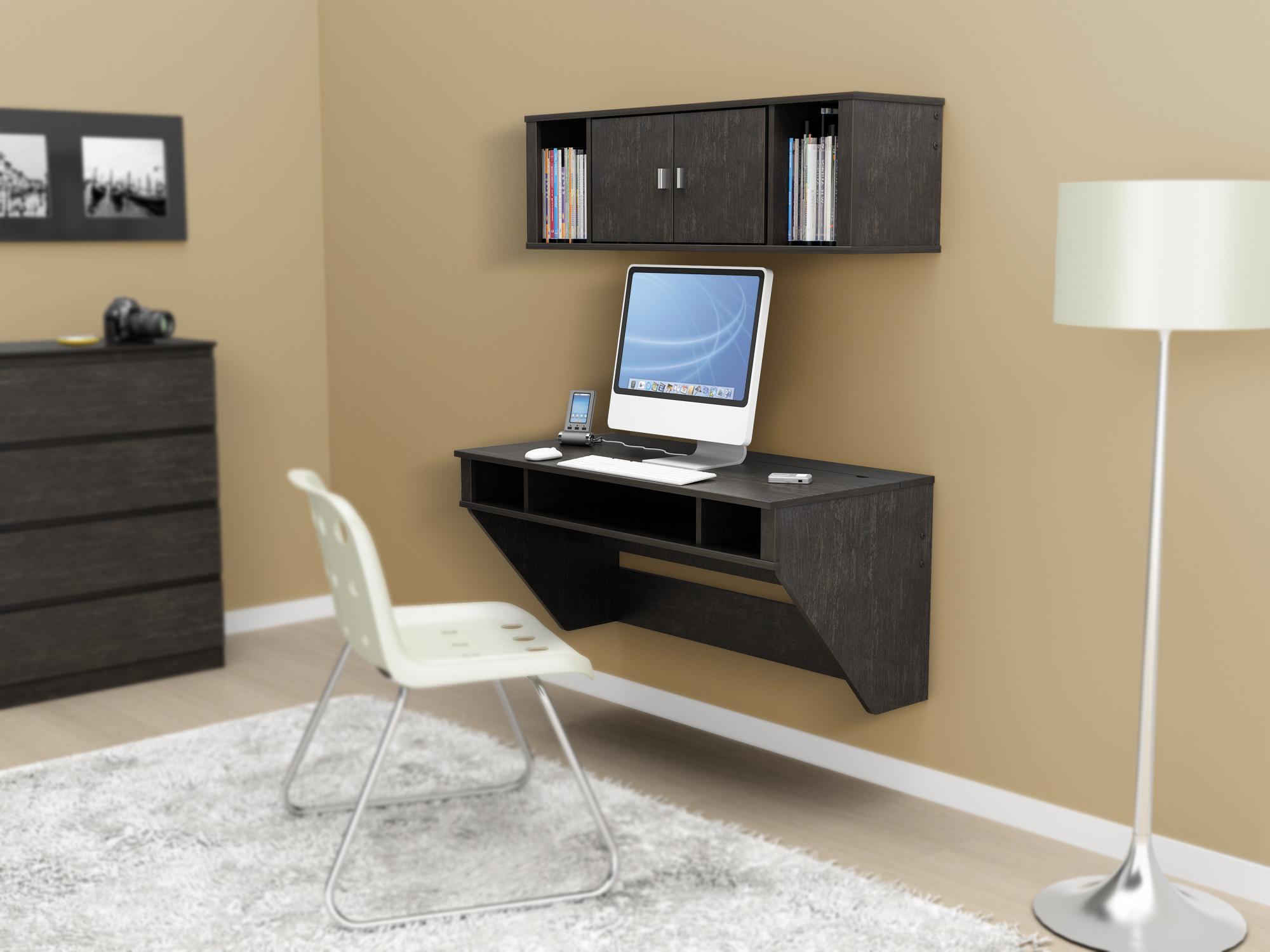 Компактные компьютерные столы. Фото