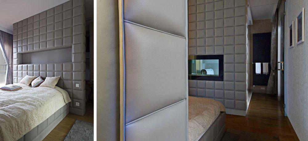 Современная квартира: натуральные материалы и много света