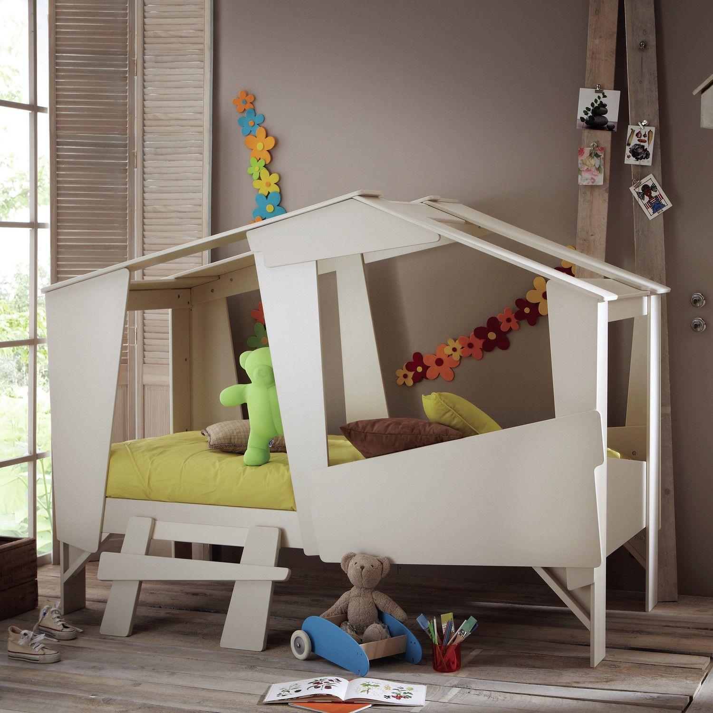 Ночь в палатке... в своей комнате? Посмотреть интересные кровати для детей