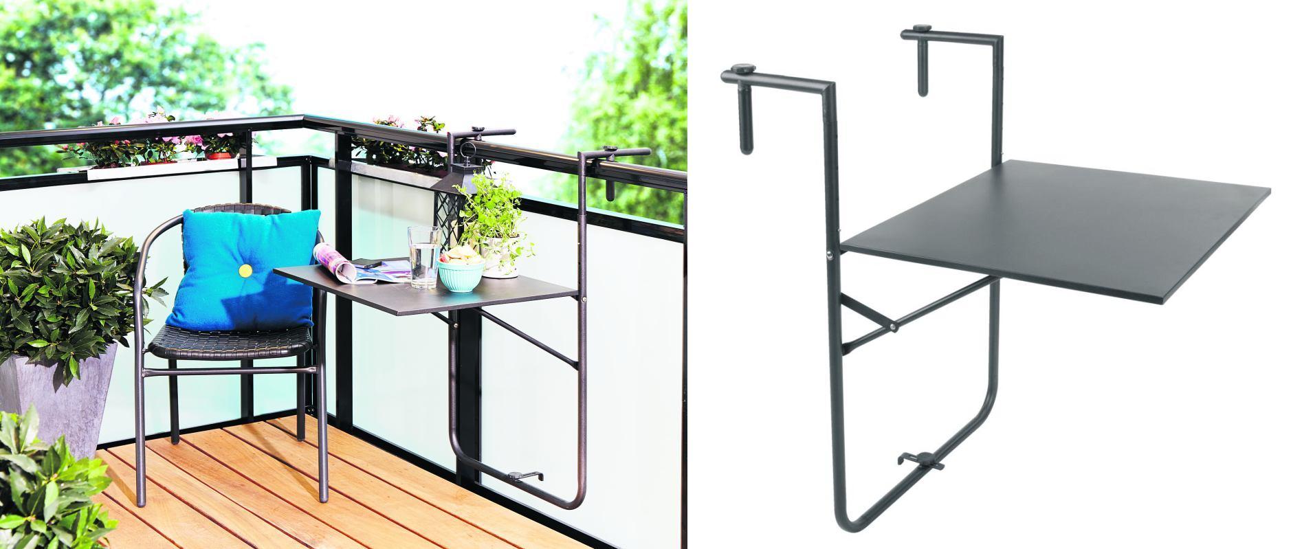 Функциональная мебель для балкона
