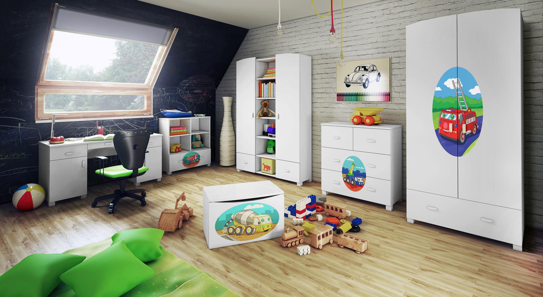 Здравствуй, школа! Мебель для юного ученика