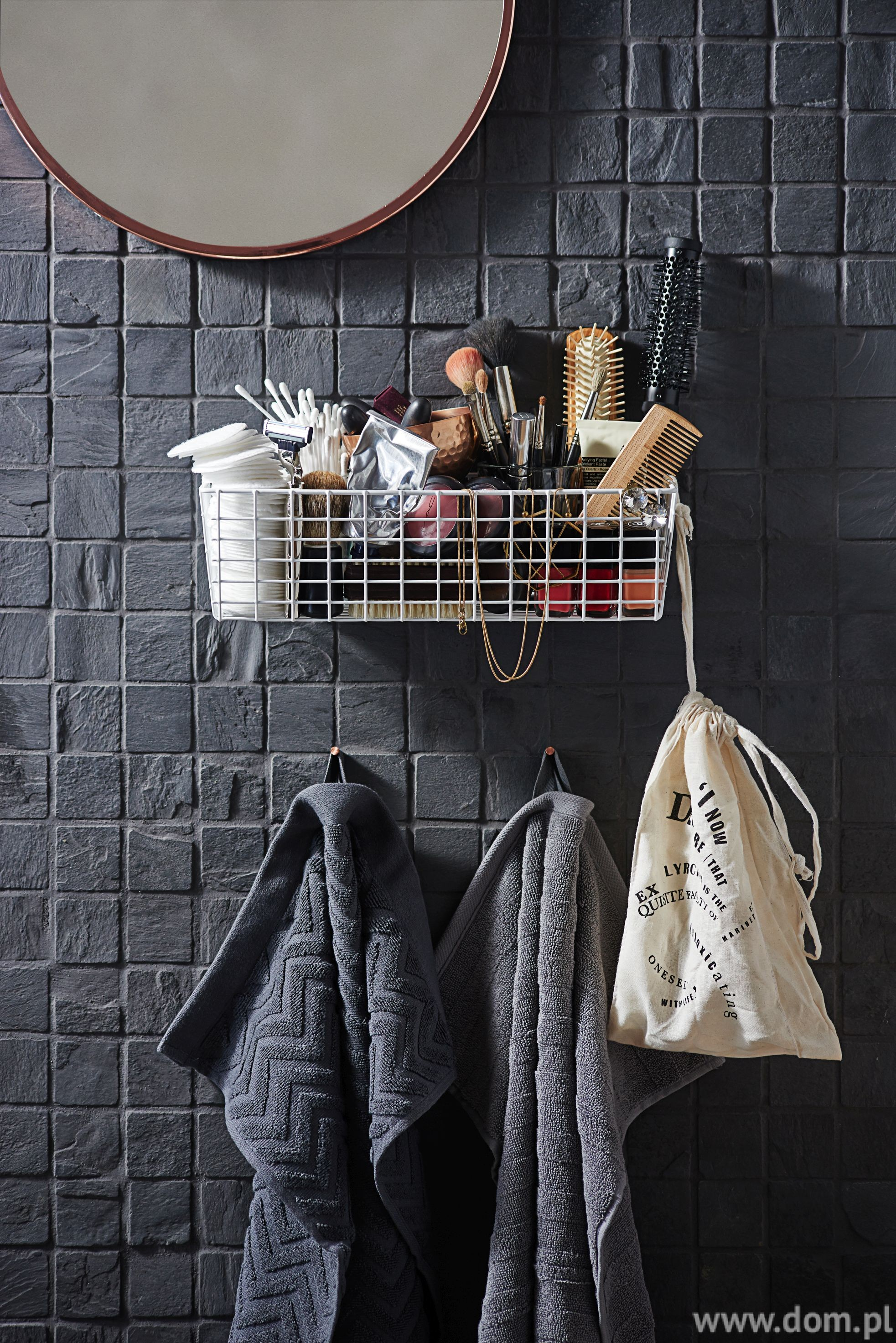 Хранение в ванной комнате. Сделай сам оригинальный органайзер в ванную