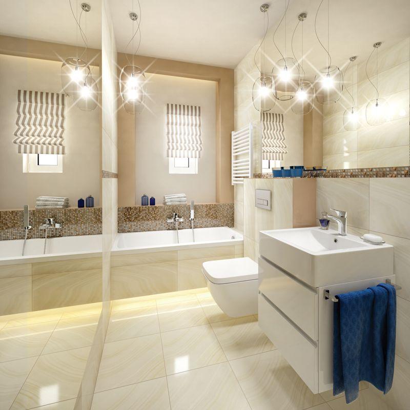Как обустроить маленькую ванную комнату? Практическое руководство шаг за шагом