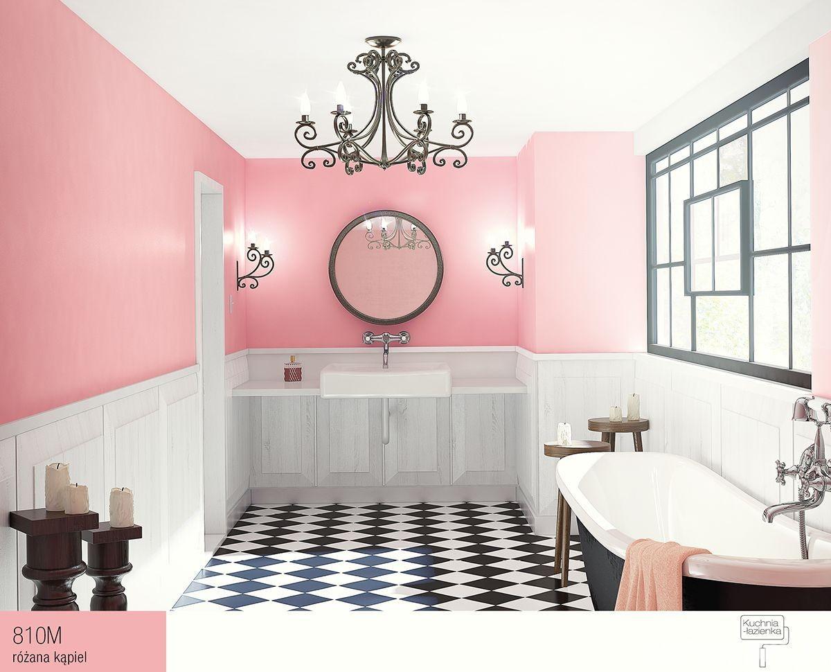 Женский интерьер ванной комнаты