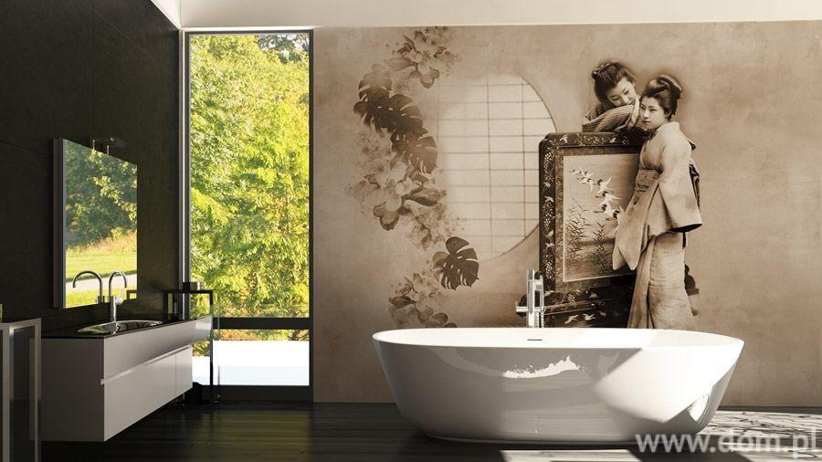 Ванная комната без кафеля. Что вместо плитки?