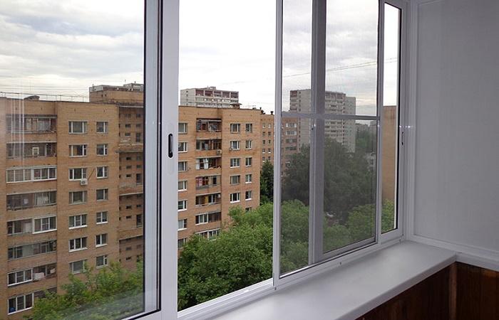 Холодное остекление балконов и лоджий