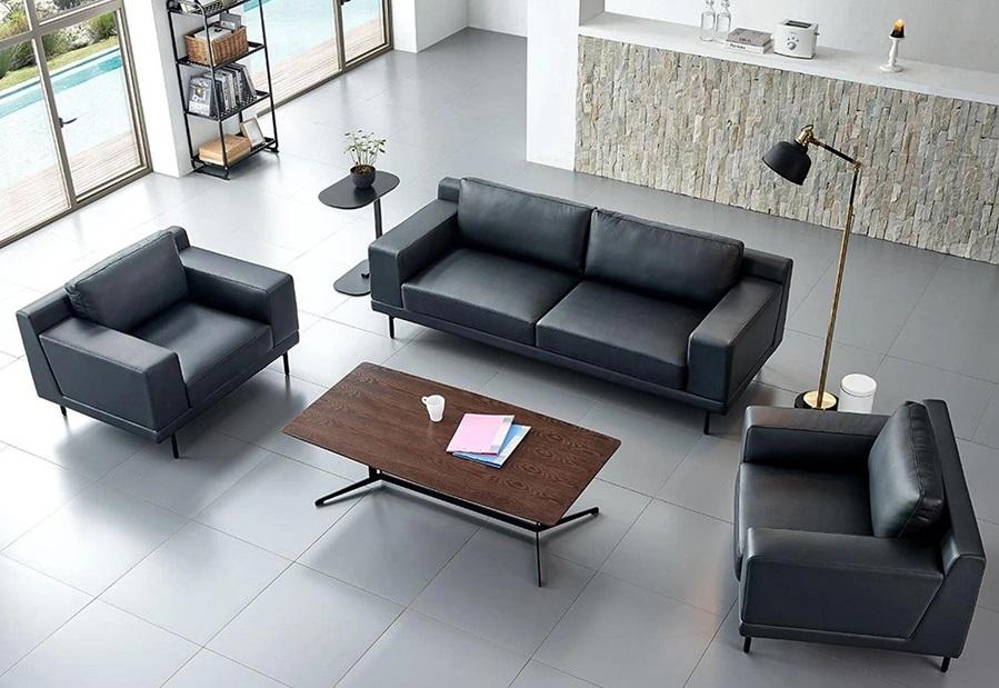 Как выбрать диван в офис директора